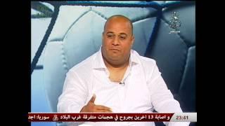 كل ماقاله رئيس سريع غليزان عزي في حصة دوري المحترفين للتلفزيون الجزائري