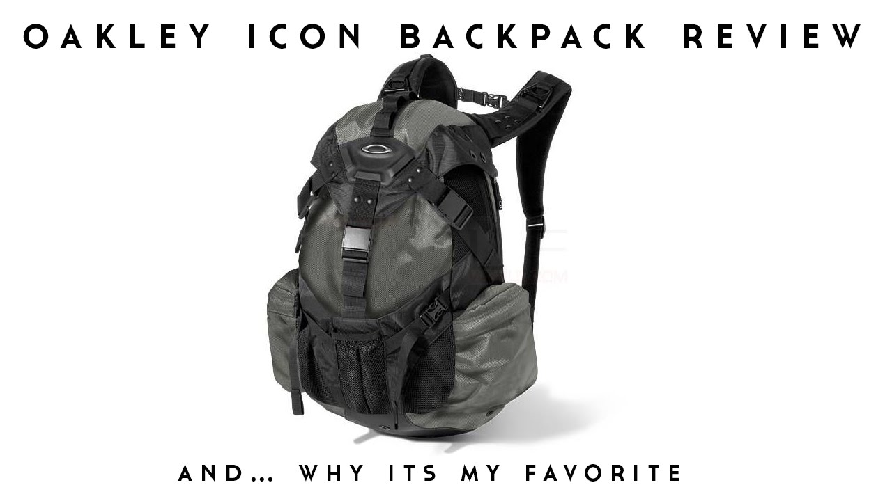 ccd43da67f2 Oakley Backpack Review - YouTube