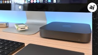 Mac mini 2018 Review: The Smallest Mac Gets Powerful