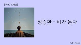 Gambar cover [고퀄노래방] 정승환 - 비가온다 (Inst.) Jung Seung-Hwan - It's Raining #29-1
