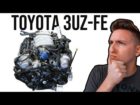 Toyota 3UZ-FE: Everything You Need to Know