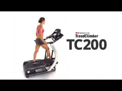 Bowflex TreadClimber TC200 Walking Cardio Machine