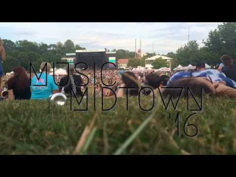 MUSIC MIDTOWN IN A MINUTE || 2016 Experience