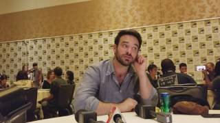 Charlie Cox - Defenders Roundtable at SDCC 2017