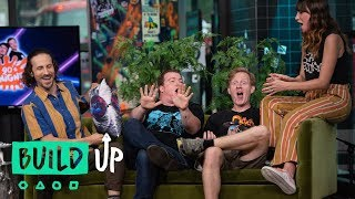 Build Up Live with Danny Tamberelli and Mike Maronna