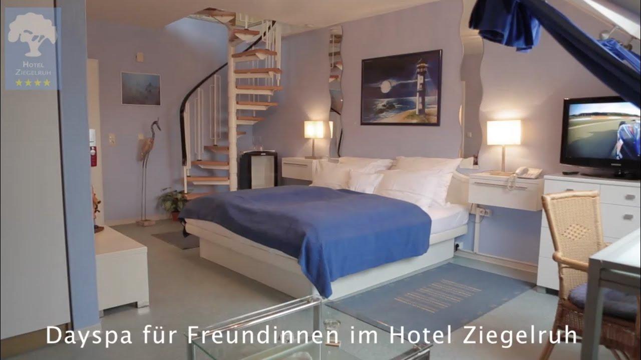 day spa f r freundinnen hotel ziegelruh youtube. Black Bedroom Furniture Sets. Home Design Ideas