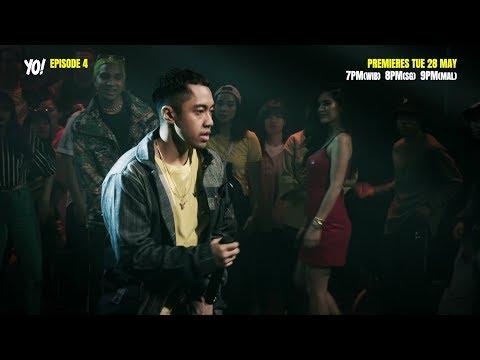 Yo MTV Raps Asia episode 4 Cypher sneak peek