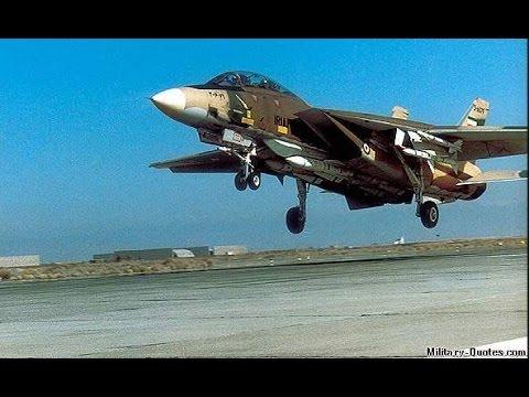 挑戰新聞軍事精華版--波斯貓傳奇!「 F-14」戰機在伊朗 - YouTube