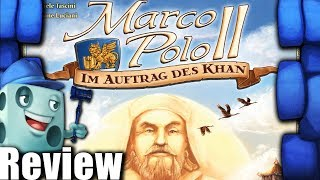 Marco Polo II: In the Service of the Khan Review   with Tom Vasel