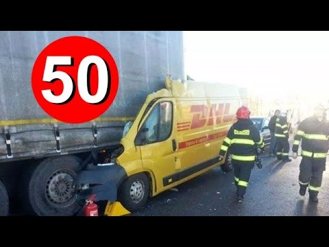 Car Crashes Compilation # 50 – 2015 NEW – CCC :)