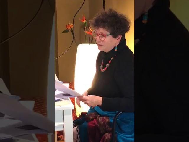 Morire senza morire - Introduzione della serata condotta da Daniela Muggia