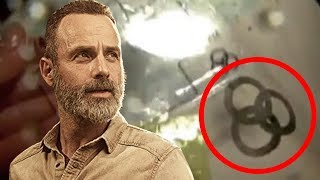 Major Rick Grimes Movie Clues in The Walking Dead Spinoff