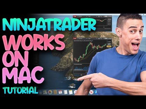 How To Install NinjaTrader 8 on a MAC (2020)