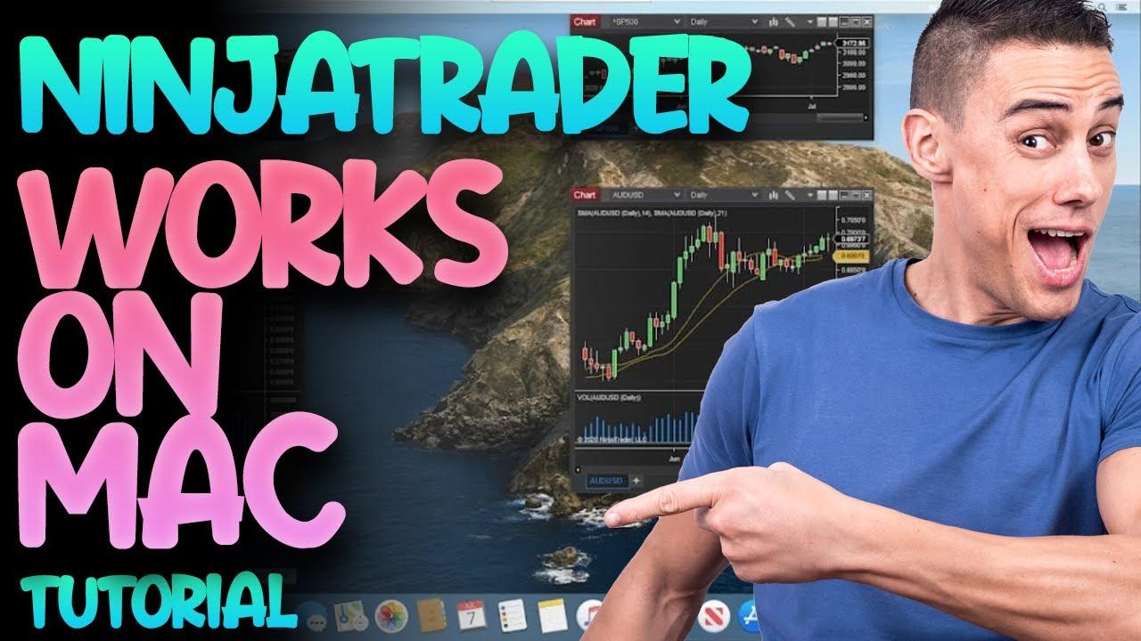 download ninjatrader mac