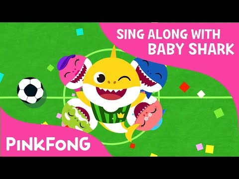 Sharky Pokey | Sing Along with Baby Shark | Pinkfong Songs for Children