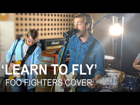 'Learn To Fly' - Foo Fighters COVER By Andy Guitar Band