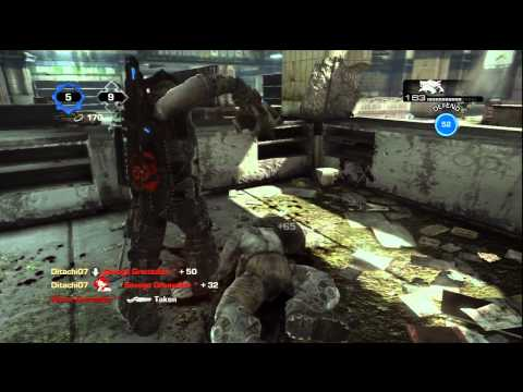Gears Of War 3 Beta - All Executions (20)
