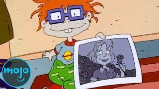 Top 10 Times Kids Shows Dealt With Serious Issues