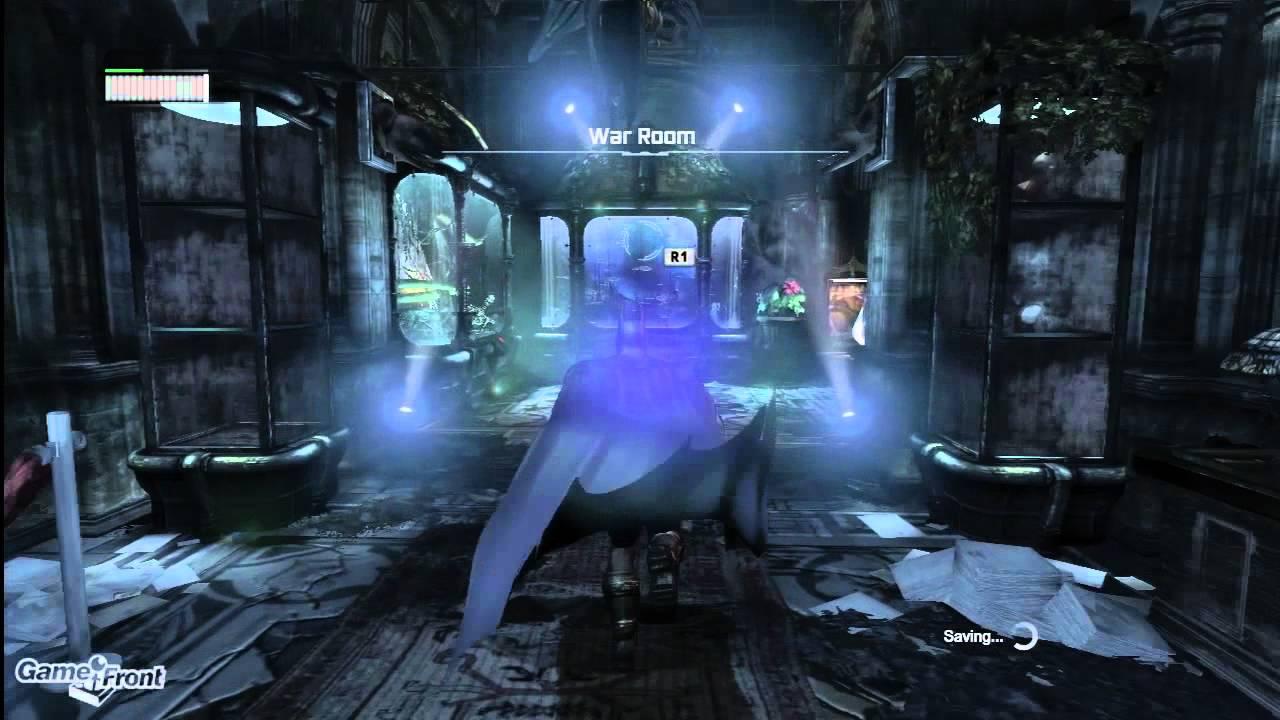 Batman Arkham City Walkthrough - PT. 13 - Penguin's Museum ...