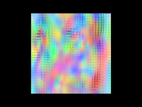 Quark-gluon plasma instability (2D slice)