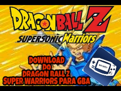 dragon ball super download gba