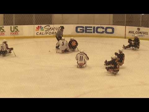 Colorado Avalanche N Vs. Buffalo Sabres Sled Hockey
