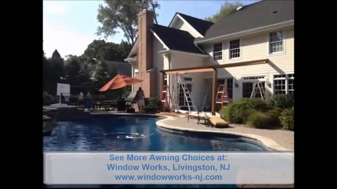 Retractable Awning Company New Jersey