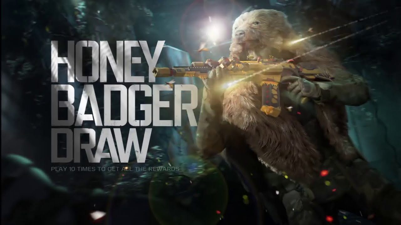 Call of Duty®: Mobile - Honey Badger Draw