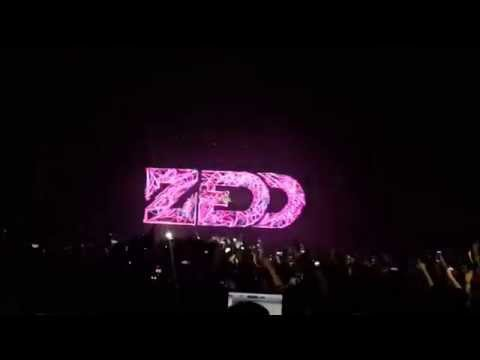 Zedd Intro @ The Forum, London