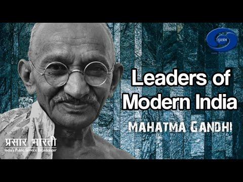 Gandhi's contribution - Khadi and Charkha