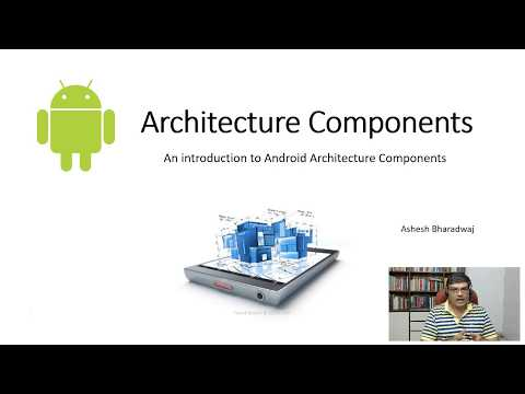 Introduction to Android Architecture Components under 10 minutes