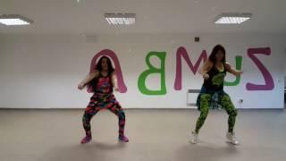 Shakira feat. Maluma - Chantaje - zumba fitness