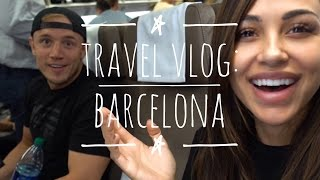 Travel Vlog Day 1: Barcelona