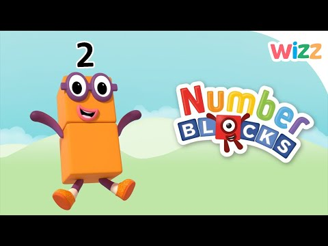 Numberblocks - Learning Maths   Cartoons for Kids   Wizz