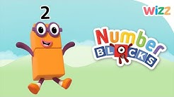 Numberblocks - Learning Maths | Cartoons for Kids | Wizz