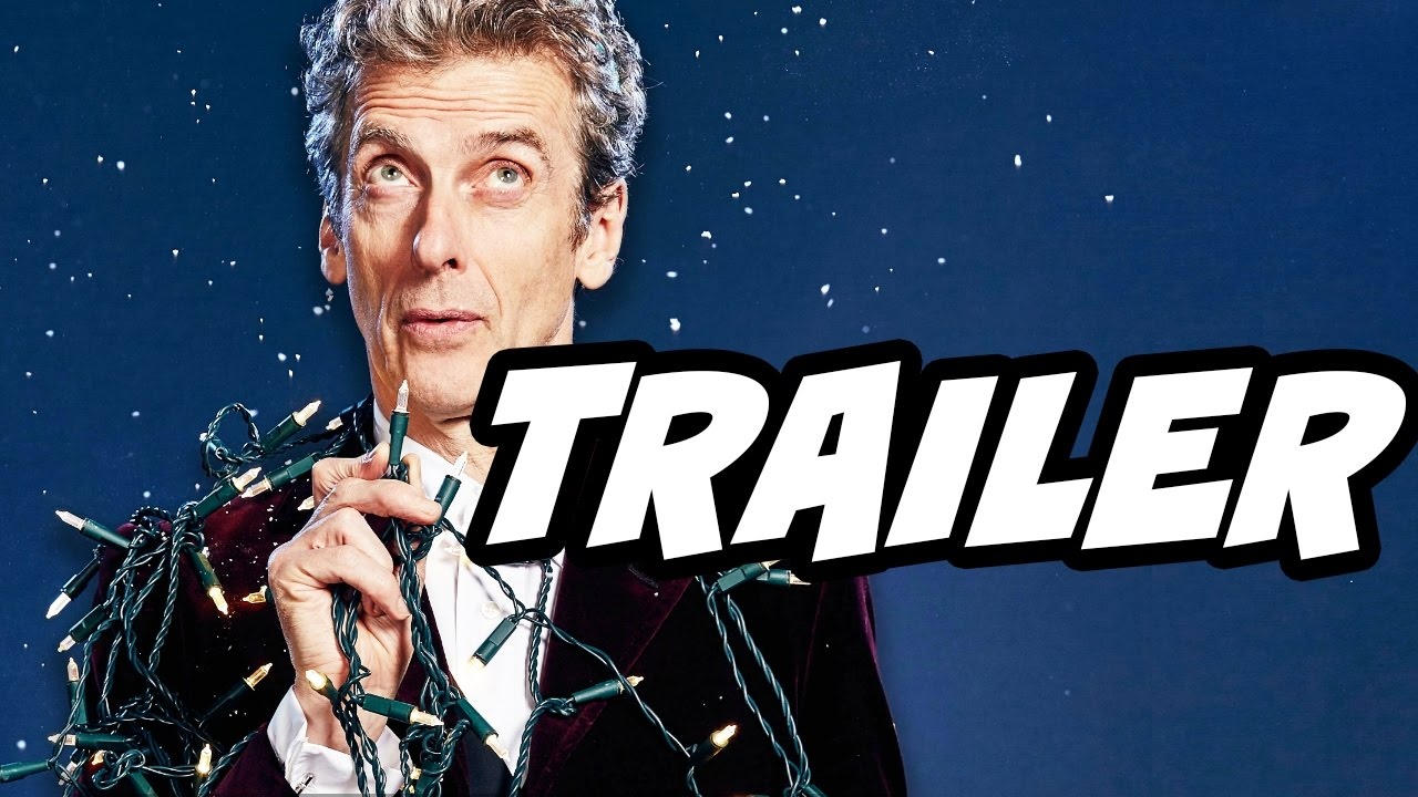 Doctor Who Season 10 Trailer Peter Capaldi Leaving and Christmas ...