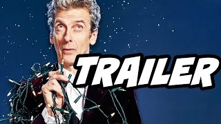 Doctor Who Season 10 Trailer Peter Capaldi Leaving and Christmas Special 2016 Breakdown