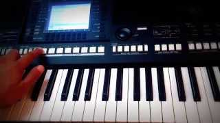 فيديو تعليمي عزف اغنية يا امي يا ام الوفا - سعدون جابر