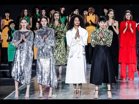 LOOK OF THE YEAR WORLD FINAL 2018