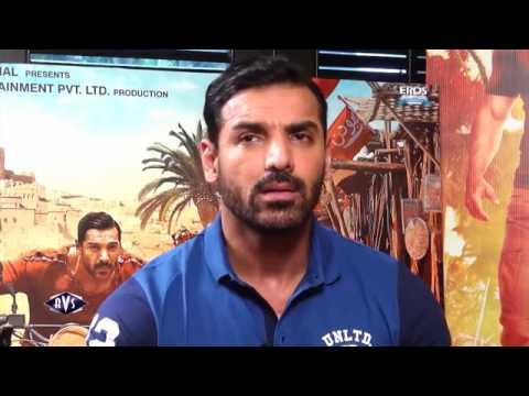 Virat Kohli is the Game Changer - John Abraham Varun Dhawan | Interview | Karan Singh Chhabra