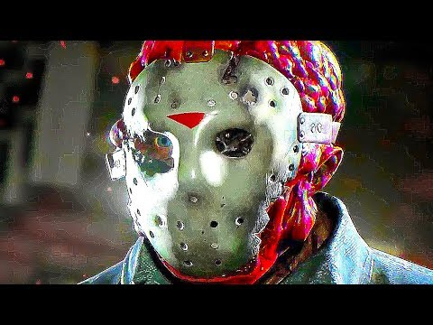 FRIDAY THE 13TH GAME ALL JASON VOORHEES KILLS Executions Deaths Compilation Gameplay