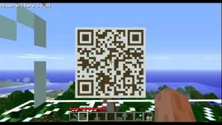 Minecraft - QR Code