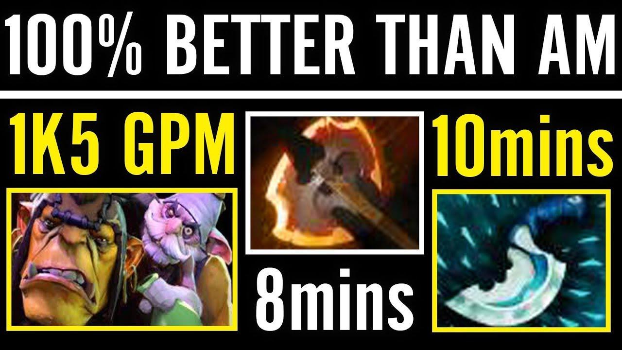 100 Better Than AM Insane Alchemist Carry Fury Blink Ah