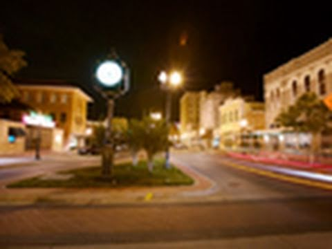 Historic Downtown Bryan: An Oral History