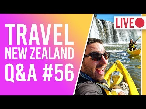 NZ Travel Questions - How To Deal With Sandflies + Other Countries To Visit From New Zealand