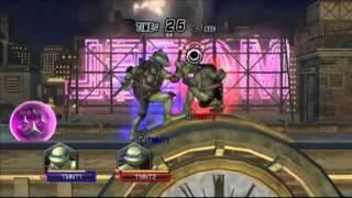 Quick Look: Teenage Mutant Ninja Turtles: Smash-Up (Video Game Video Review)