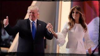 Qui est Melania Trump, l'épouse de Donald Trump ?