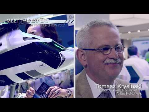 Meet the Expert: Tomasz Krysinski - Helicopters Head of Research & Innovation