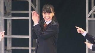 26日、東京・池袋にあるサンシャイン劇場で 元乃木坂46・深川麻衣出演の...