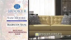 Hooker Sale at Woodchucks Furniture Jacksonville, FL